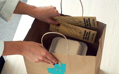 How to pack your meal delivery bag for takeaways