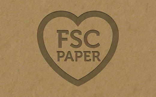 fsc paper benefits