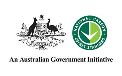 Australian Government logo and NCOS cerfitication logo