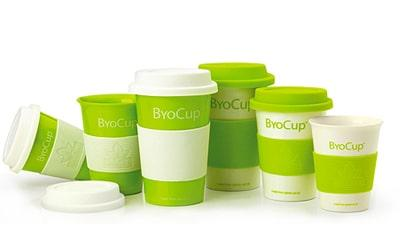Byocups - new reusable coffee cups