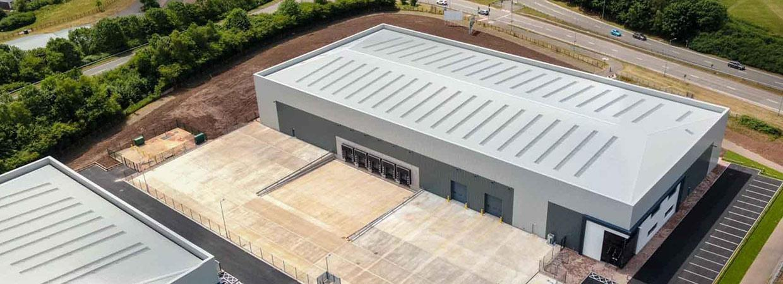 BioPak UK warehouse
