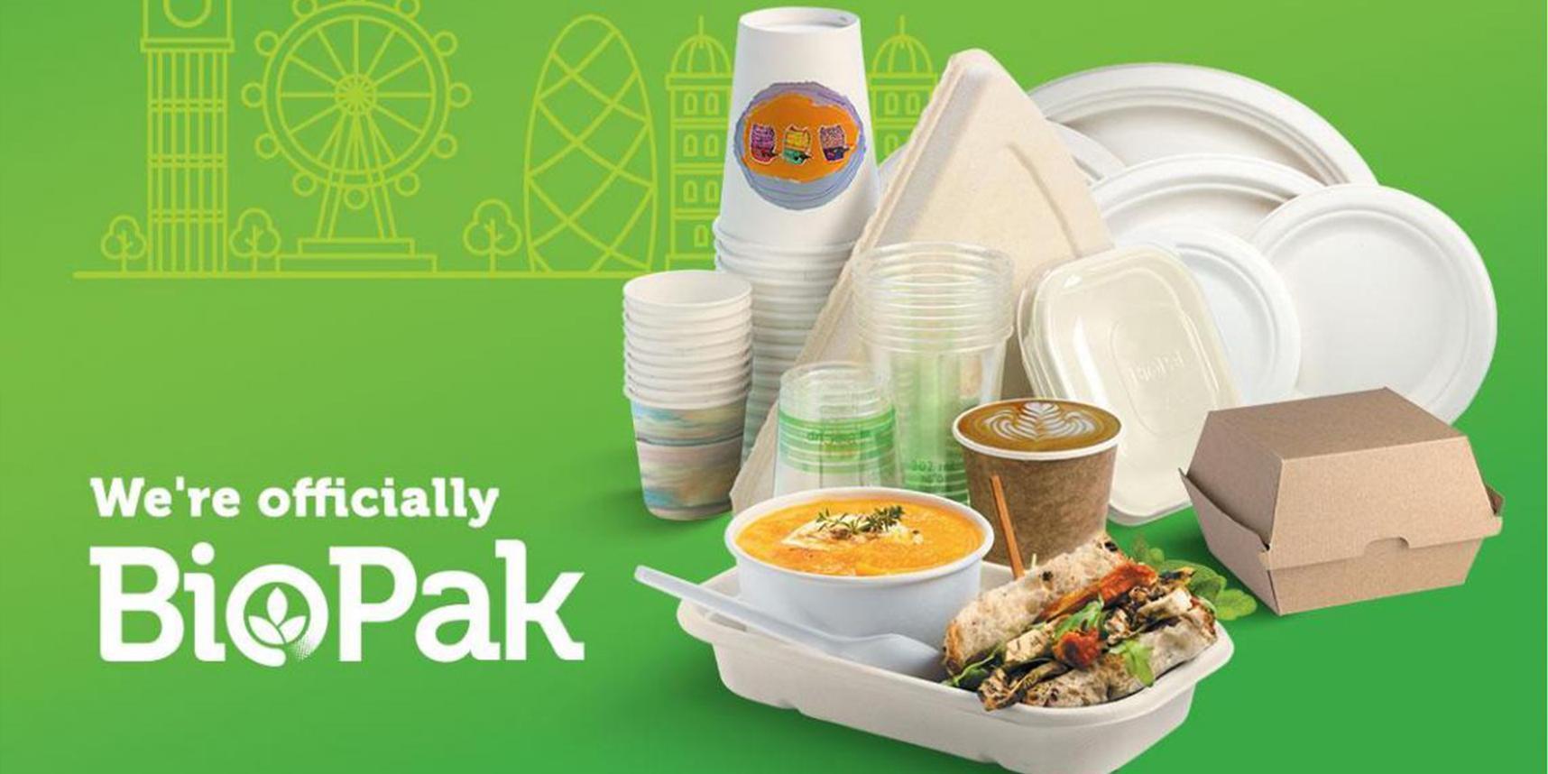 Biopac merges with Australian eco-friendly packaging company to become BioPak UK Ltd