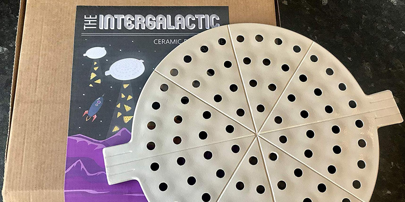 Stepstone Pottery uses BioPak for their pizza stone packaging