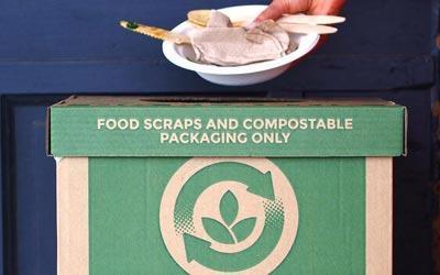 BioPak compost bin