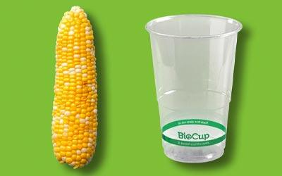 Corn to PLA Cup