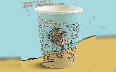 theunmissables Coffee Cup campaign