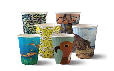 Open Canvas cups design