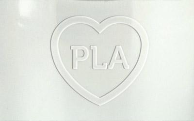 why we love bioplastic PLA