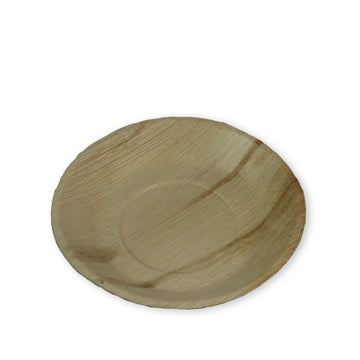 24cm Round Palm Plates