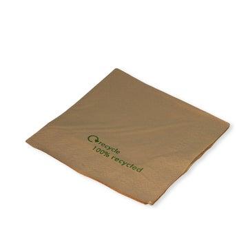 33cm 2-Ply Kraft paper Napkins