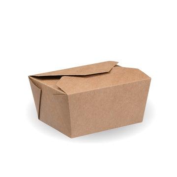 800ml Kraft #1 Hot Food boxes