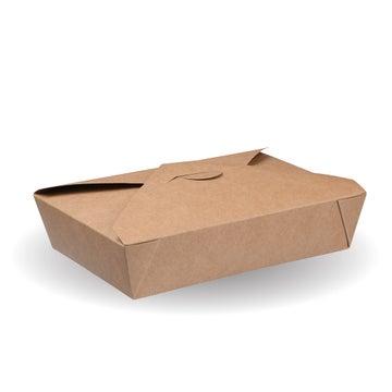 530ml Kraft #10 Hot Food Boxes