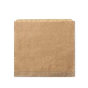 """8.5"""" Kraft Strung Bags"""