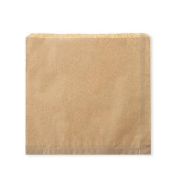 """10"""" Kraft Counter Strung Bags"""