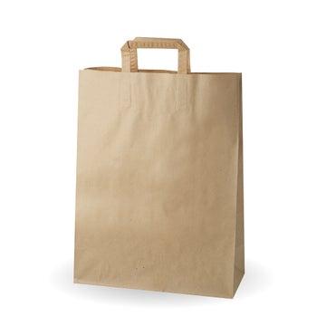 """16.5x12.5x5.5"""" XL Kraft SOS Bags"""