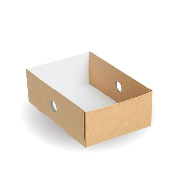 Quarter Kraft Inserts to Fit Large Platter Boxes
