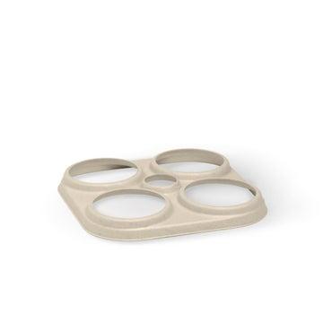 4-Pack BioCane Beer Ring Holder
