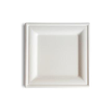 """8"""" Square BioCane Plate"""