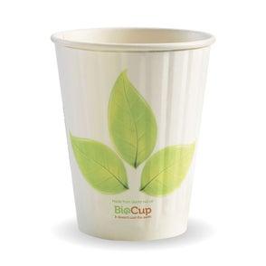 12oz Leaf BioCup - Double Wall