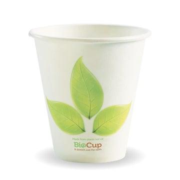 8oz (90mm) Leaf BioCup