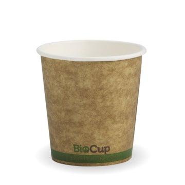 4oz Green Stripe BioCup