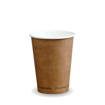 12oz Single Wall Kraft Cup