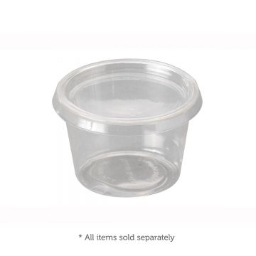 3oz PLA Portion Pot (2000 per carton)