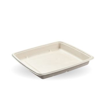 1000ml Natural Pac Square Trays