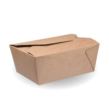 #8 Kraft Hot Food Box