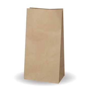 No Handle Brown Kraft SOS Bag