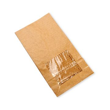 Kraft Window Bag