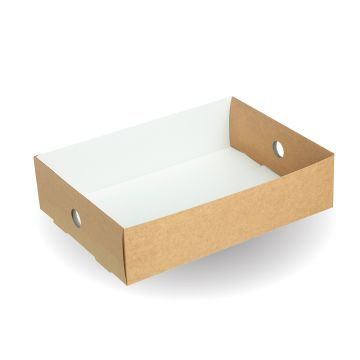 Half Insert for Large Platter Boxes