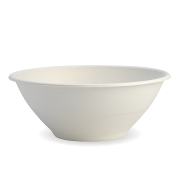 1,180ml / 40oz White BioCane Bowl
