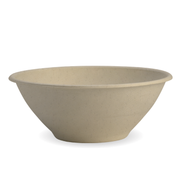 1,180ml / 40oz Natural BioCane Bowl