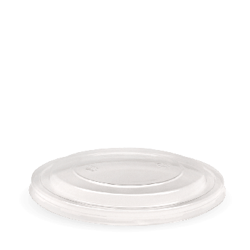 RPET Lid to Fit 500/750/1,000ml Kraft FSC™ Salad Bowl