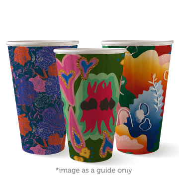 460ml / 16oz (90mm) Art Series Double WallBioCup
