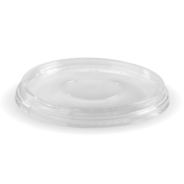600 & 700ml Clear Wide BioBowl Lid