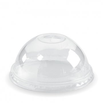 300-700ml Clear Dome X-Slot Lid