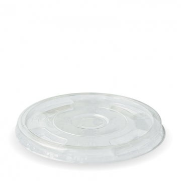 300-700ml Clear Flat Lid