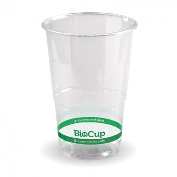 280ml Clear BioCup