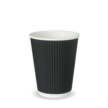 12oz Ripple Coffee Cup