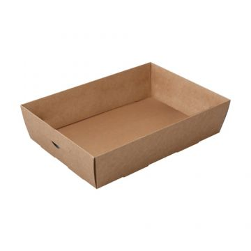 Half Kraft Inserts to Fit Large Platter Boxes