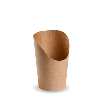 Kraft Recyclable Snack Cup