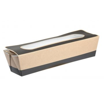 Top Tuck Baguette Boxes