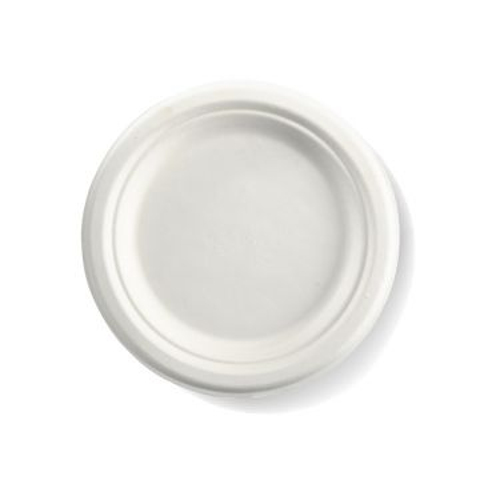 "7"" Round BioCane Plate"