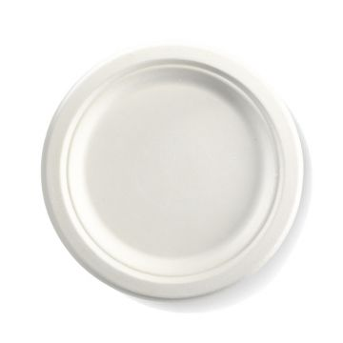 "9"" Round BioCane Plate"