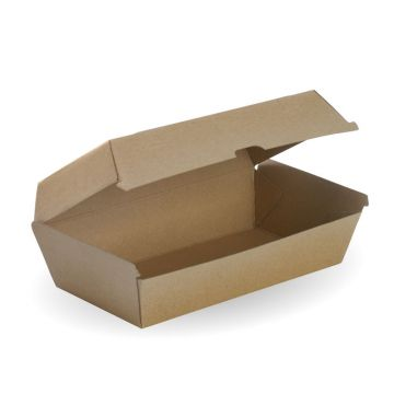Compostable Large Snack BioBoard Box