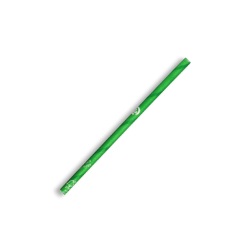 Compostable Cocktail Green BioStraw