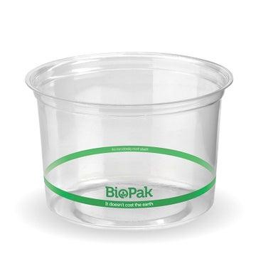 500ml Clear BioBowl