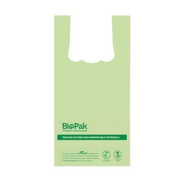 8L Bioplastic Checkout Bag